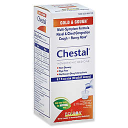 Boiron® Chestal® 6.7 fl. oz. Adult Cold and Cough Homeopathic Medicine