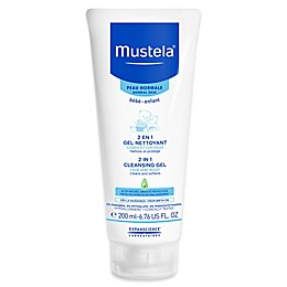 Mustela® 6.76 fl. oz. 2-in-1 Cleansing Gel for Normal Skin