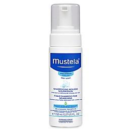 Mustela® 5.07 fl. oz. Foam Shampoo for Newborns