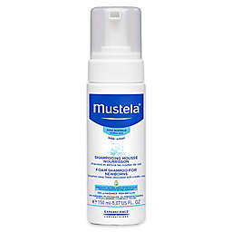 Mustela® 5.07 fl. oz. Foam Shampoo for Newborns