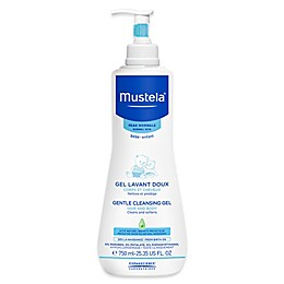 Mustela® 25.35 oz. Gentle Cleansing Gel for Hair and Body