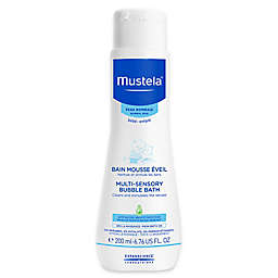 Mustela® 6.76 oz. Multi-Sensory Bubble Bath for Normal Skin