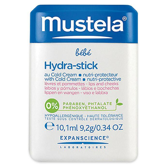 Alternate image 1 for Mustela® bébé .34 oz. Hydra-Stick with Cold Cream