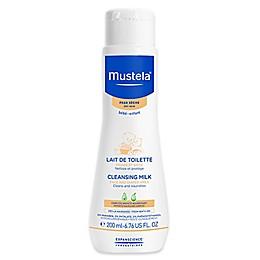 Mustela® 6.76 oz. Cleansing Milk for Dry Skin