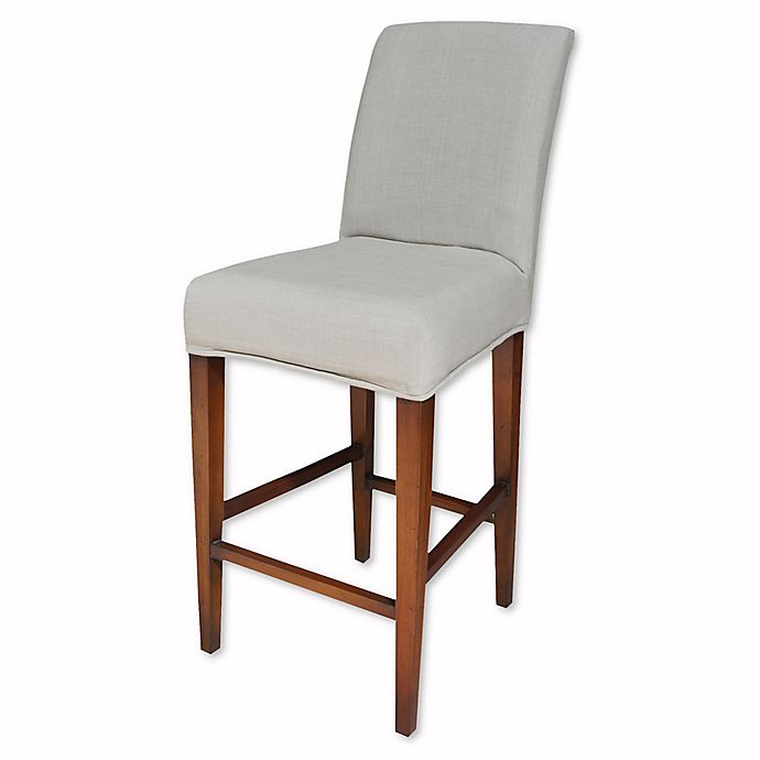 Prime Sterling Industries Couture Covers Slipcover For Parsons Barstool Evergreenethics Interior Chair Design Evergreenethicsorg