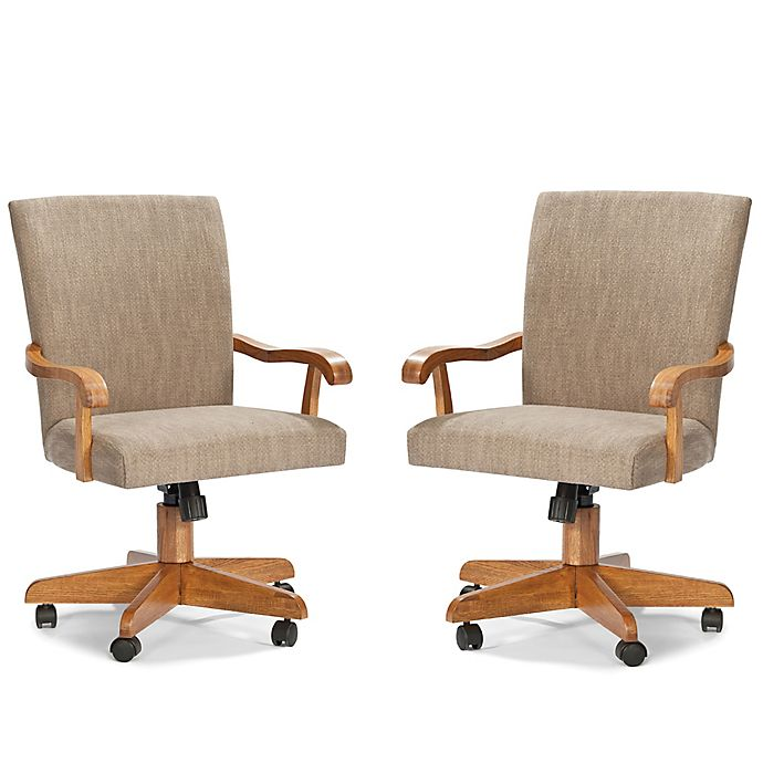 Pleasing Intercon Furniture Classic Office Caster Arm Chairs In Bralicious Painted Fabric Chair Ideas Braliciousco