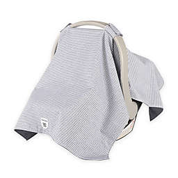 Balboa Baby® Car Seat Canopy in Ticking