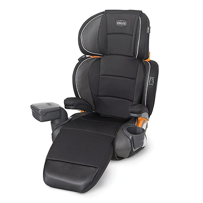 Alternate image 1 for Chicco® KidFit™ Zip Luxe 2-in-1 Belt Positioning Booster Seat in Dolce