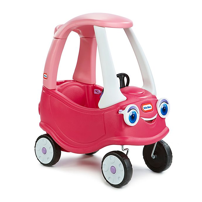 Alternate image 1 for Little Tikes® Princess Cozy Coupe®