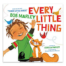 "Children's Board Book: ""Every Little Thing"" by Cedella Marley"