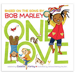 "Children's Board Book: ""One Love"" by Cedella Marley"