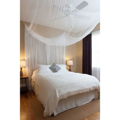 Cirrus 4 Poster Bed Canopy Bed Bath Amp Beyond