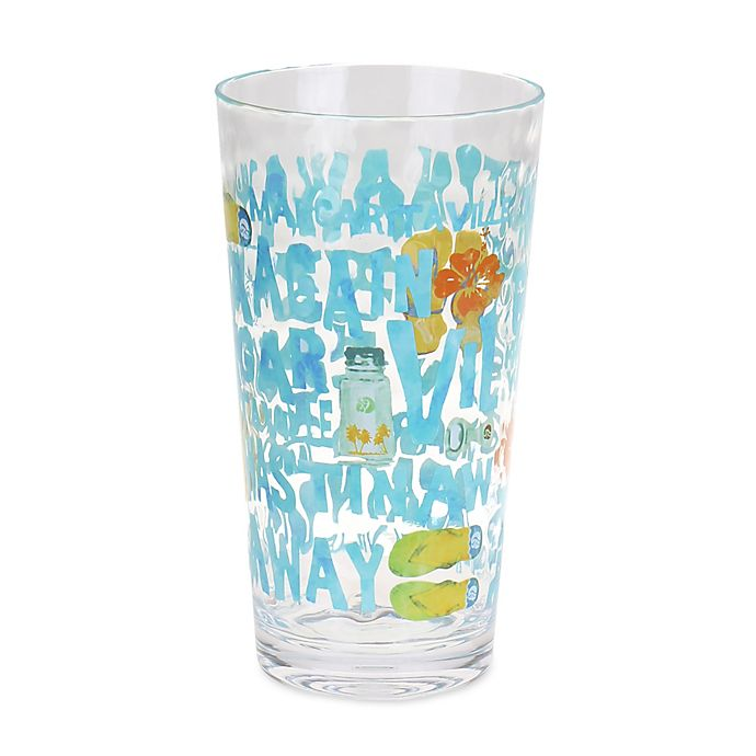 Alternate image 1 for Margaritaville® Icon Highball Glass in Clear