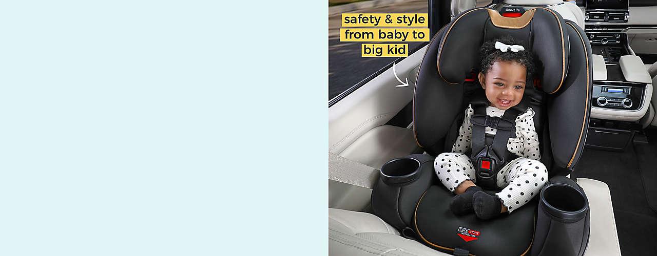 Meet the new Britax® One4Life™ Premium ClickTight® Car Seat.