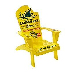 Margaritaville® Landshark Adirondack Chair in Yellow