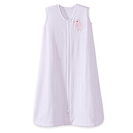 HALO® SleepSack® Twine Bird Cotton Wearable Blanket in White/Pink