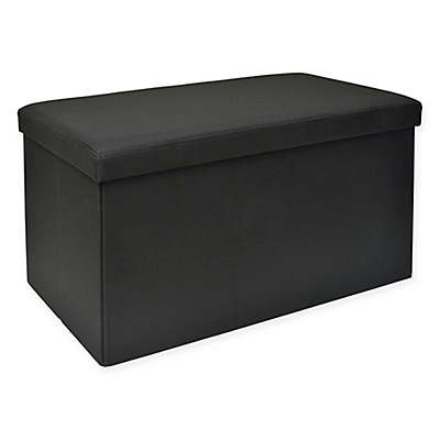 Studio 3B™ Folding Storage Ottoman and Bench