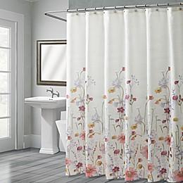 Croscill® Pressed Flowers 72-Inch x 72-Inch Shower Curtain