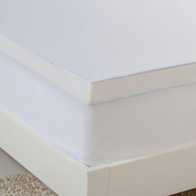 Hydraluxe Gel Memory Foam Mattress Topper Bed Bath Beyond