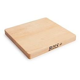 John Boos 10-Inch x 10-Inch Chop-N-Slice Cutting Board