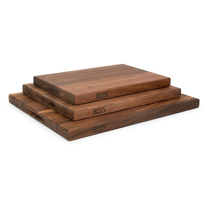 John Boos Reversible Walnut Cutting Board Bed Bath Beyond