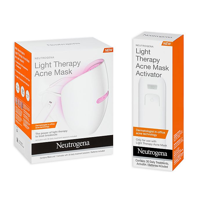 Alternate image 1 for Neutrogena® Light Therapy Acne System