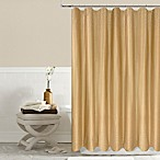 Twilight 72-Inch x 72-Inch Shower Curtain in Gold