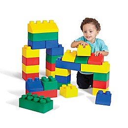 Edushape® 50-Piece Edu Blocks