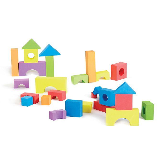 Alternate image 1 for Edushape® 80-Piece Edu-Color Blocks Set
