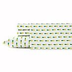 Poppy & Fritz® Pineapples Full Sheet Set in Yellow