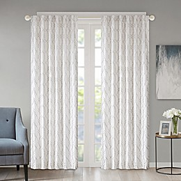 Regency Heights Kendall Rod Pocket/Back Tab Window Curtain Panel