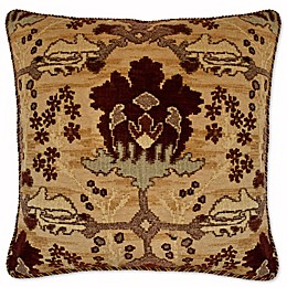 Austin Horn Classics Dakota European Pillow Sham in Rust/Burgundy