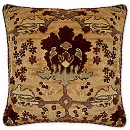 Austin Horn Classics Dakota European Pillow Sham in Rust/Burgundy