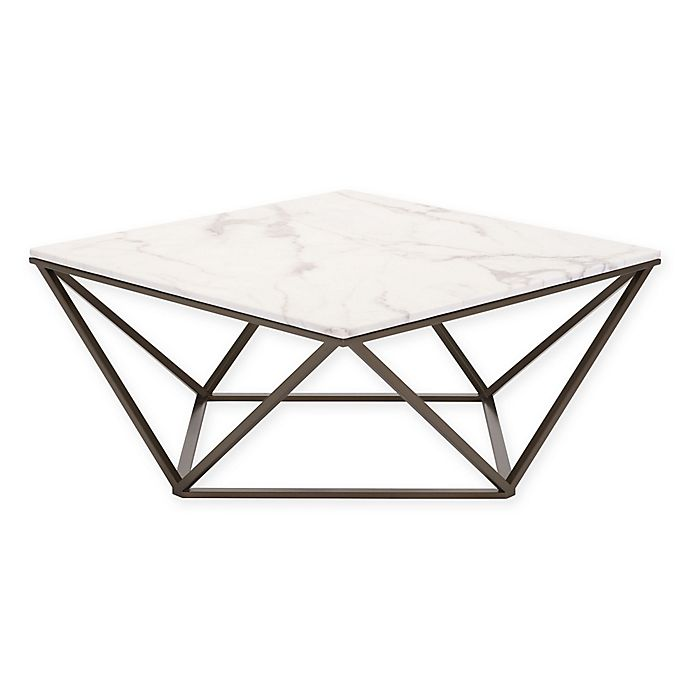 Zuo Modern Tintern Coffee Table Bed Bath Amp Beyond
