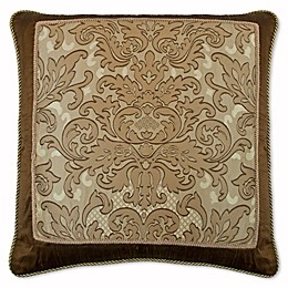 Austin Horn Classics San Tropez European Pillow Sham in Chocolate