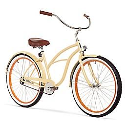 "sixthreezero Women's Classic Edition 26"" Single Speed Beach Cruiser Bicycle"