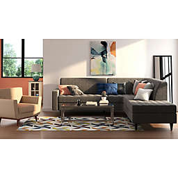 Pinwheels Living Room