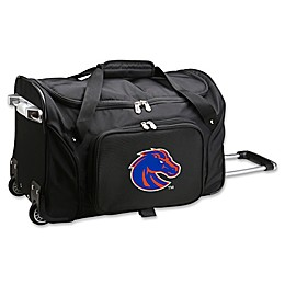 Boise State University 22-Inch Wheeled Carry-On Duffle Bag