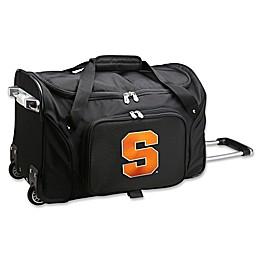 Syracuse University 22-Inch Wheeled Carry-On Duffle Bag