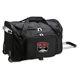 University of Nevada, Las Vegas 22-Inch Wheeled Carry-On Duffle Bag