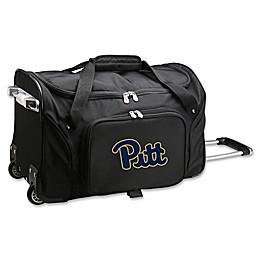 University of Pittsburgh 22-Inch Wheeled Carry-On Duffle Bag