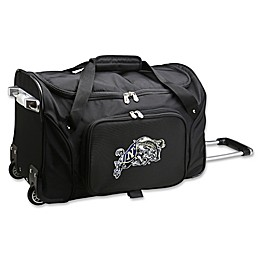 United States Naval Academy 22-Inch Wheeled Carry-On Duffle Bag