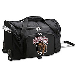 University of Montana 22-Inch Wheeled Carry-On Duffle Bag