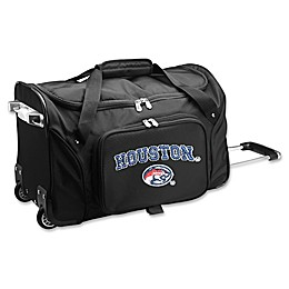 University of Houston 22-Inch Wheeled Carry-On Duffle Bag