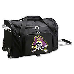 East Carolina University 22-Inch Wheeled Carry-On Duffle Bag