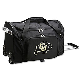 University of Colorado 22-Inch Wheeled Carry-On Duffle Bag