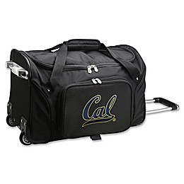 University of California, Berkeley 22-Inch Wheeled Carry-On Duffle Bag
