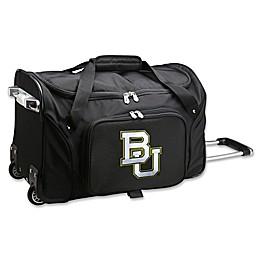 Baylor University 22-Inch Wheeled Carry-On Duffle Bag