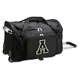 Appalachian State University 22-Inch Wheeled Carry-On Duffle Bag