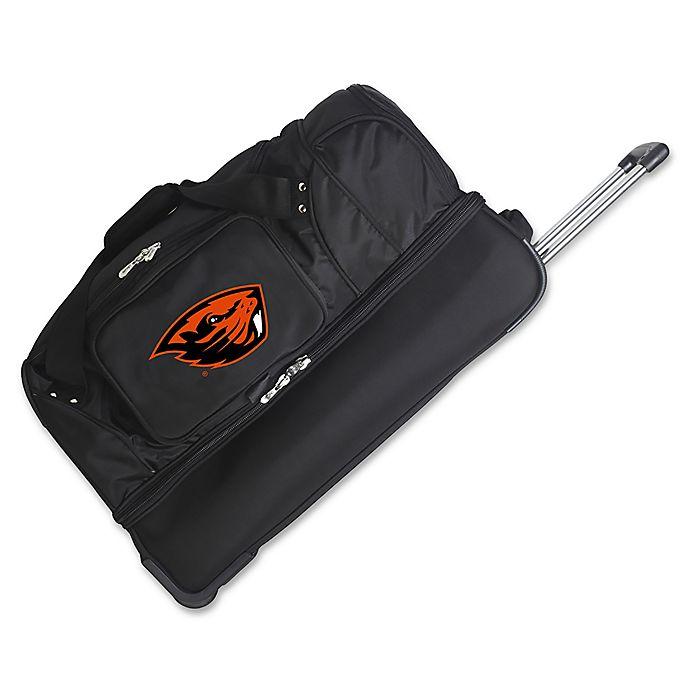 Alternate image 1 for Oregon State University 27-Inch Drop Bottom Rolling Duffle Bag